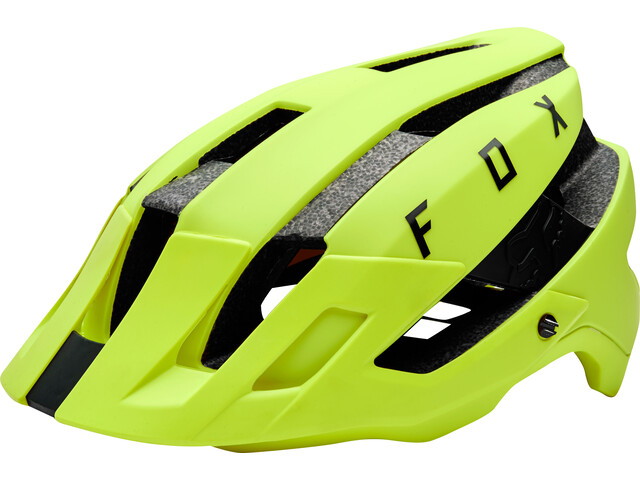 Fox Flux Casco Mips Hombre, yellow/black